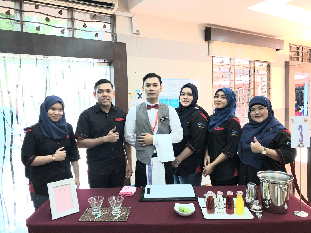 1. DKM Food and Beverage Outlet Management