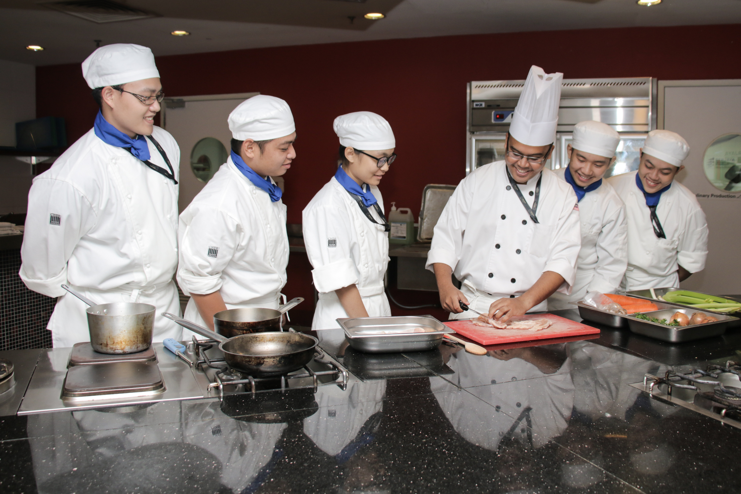 9. AD Food Preparation and Patisserie- Main Photo